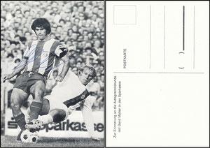 Müller, Gerd, 1972, Sparkasse 'blanko'