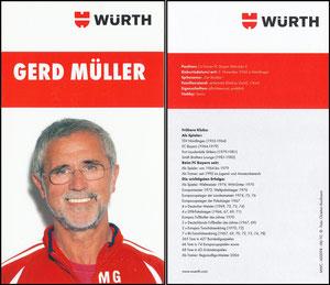 Müller, Gerd, 2010, Würth, 08'2010