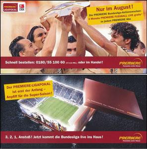 Premiere, 2004, 'Ligapokal'