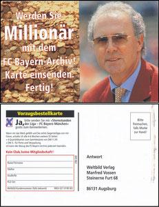 Beckenbauer, 1997, Weltbild, Motiv 1