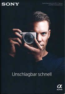 Neuer, 2019, Sony, Booklet, A4