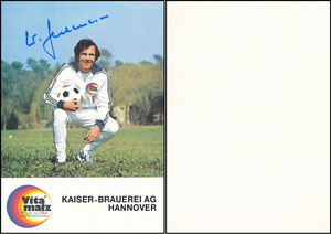 Beckenbauer, 1974, Vitamalz 'Kaiser Brauerei AG Hannover'