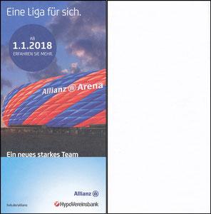 HypoVereinsbank, 2018, mit Allianz