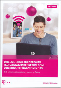 Lewandowski, 2014, T-home, Polen, Broschüre 1, A5