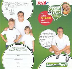 Lahm, 2008, Real 'Sammelheft'