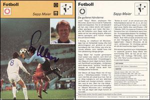 'Maier', Schweden, 1977, 47021 13-24