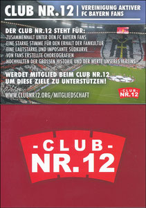 Postkarte, 2019, Club Nr. 12