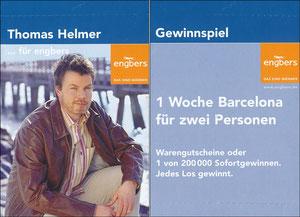 Helmer, 2004, Engbers 'Für Engbers', Gewinnspiel, Kleinkarte
