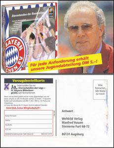 Beckenbauer, 1997, Weltbild, Motiv 2