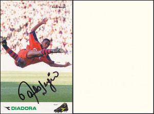 Sergio, 2000, Diadora