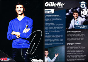 Müller, Thomas, 2016, Gillette, Real