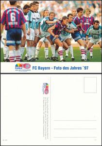 Mannschaftskarte 1997, Konica 'Foto des Jahres'