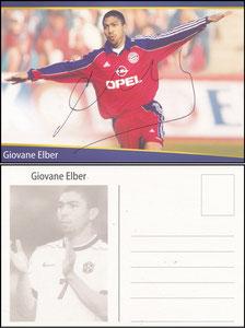 Elber, 2000, Spielerkarte