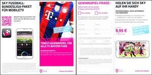 Telekom, 2014, 'Trikot-Gewinnspiel
