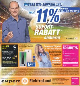 Scholl, 2018, Expert 'Rabattaktion Elektroland'