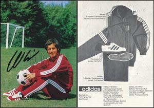 Müller, Gerd, 1970, Adidas '3 Streifen'