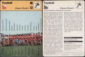 'Bayern München', Frankreich, 1976, 16-265 01-02