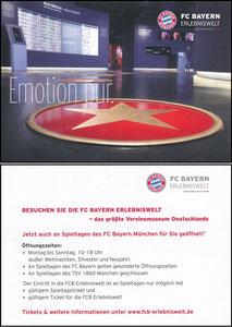 Bayern Erlebniswelt, 2013, 'Emotion Pur', Walk of Fame