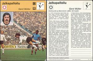 'Müller', Finnland, 1977, 05-110