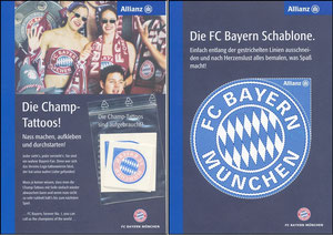 Allianz, 2013, Fan-Karte