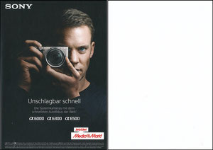 Neuer, 2017, Sony Alpha 6000 'Media-Markt', 1. Ausgabe