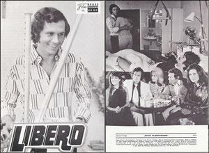 Beckenbauer, 1973, 'Libero'-Filmprogramm A5