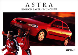 Opel, 2000, 'Astra', A4