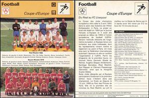 'Europapokal', Frankreich, 1977, 16265 10-09