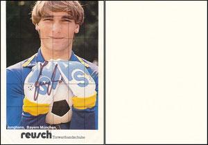Junghans, 1980, Reusch, Motiv 1