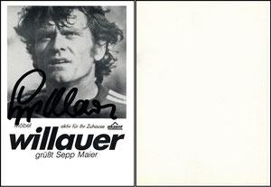 Maier, 1980, Möbel Willauer