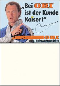 Beckenbauer, 1988, Obi, Motiv 3