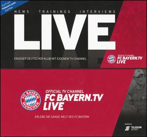 Bayern München, Bayern-TV, 2018, Kovac