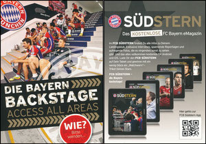 Bayern München, Südstern, 2014, 'eMagazin'