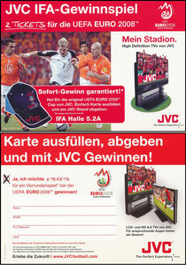 Schweinsteiger, 2007, JVC