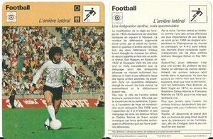 'Der Außenverteidiger', Frankreich, 1978, 16 265 46-11, Bildquelle google