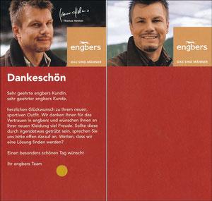 Helmer, 2004, Engbers 'Dankeschön'