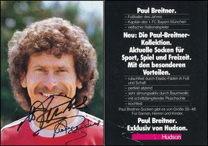 Breitner, 1982, Hudson, ohne Bart
