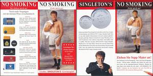 Maier, 1994, Singleton's, Folder