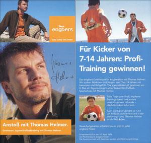 Helmer, 2004, Engbers 'Anstoß mit Thomas Helmer'
