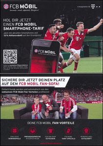Bayern München, 2016, 12'2016, FCB Mobil 'Fan-Sofa'