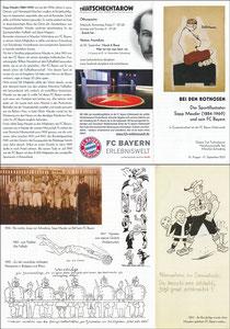 Bayern Erlebniswelt, 2013, Ausstellung 'Truk Tschechtarow Galerie'