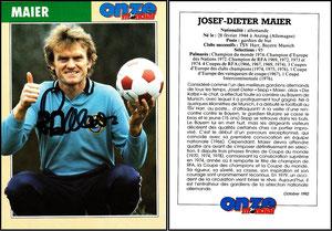 Maier, 1991, Onze Mondial (ital. Sportzeitung)