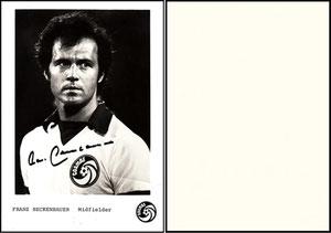 Beckenbauer, 1979, Cosmos NY, Dank an SF Heiko