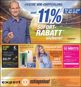 Scholl, 2018, Expert 'Rabattaktion Schlagenhauf'