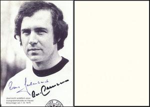 Beckenbauer, 1975, Breuninger
