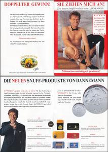 Maier, 1994, Dannemann, Klappfolder A5