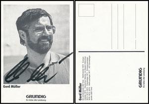 Müller, Gerd, 1982 Grundig