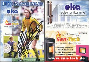 Pfaff, 2000er, eka Edelstahlkamine, Version 2