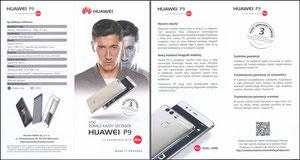 Lewandowski, 2016, Huawei P9, polnischer Flyer