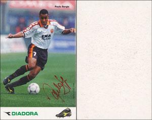 Sergio, 1999, Diadora